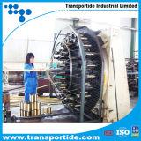 Tubo hidráulico de trança de fio de aço flexível