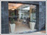 vidrio Tempered claro/teñido de 3-19m m con los bordes Polished para las puertas/el sitio de ducha