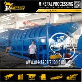 Trockener Trommel-Bildschirm-Drehscreening-Zylinder-Puder-Trommel-Siebdruckeinrichtung