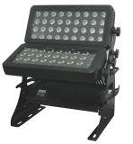 72*15W RGBWA 5in1 LED 단계 벽 세탁기 빛