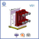 China OEM 630A 3 Pole Vs1 vacuum circuit Breaker 12kv