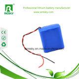 Beschermd 6400mAh 8.4V Li-Ion 18650 het Pak van de Batterij voor het Licht van de Fiets