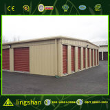 Almacenaje vegetal prefabricado para Kazakhstan (LS-FL-099)