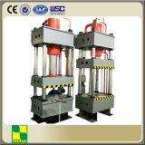 Diseño de la prensa hidráulica de cuatro columnas