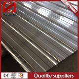 Feuille ondulée d'acier inoxydable de forme de feuille du saule SUS304