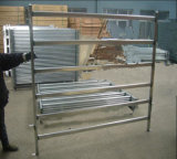 Панель Corral лошади трубы 40X40mm Австралии квадратная/панель ярда овец