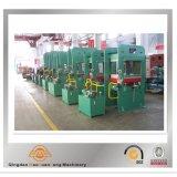 Placa de tipo de moldura automática de borracha Prensa de cura de vulcanização hidráulica com ISO BV SGS