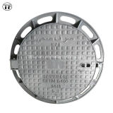 BS En124 Standard анти- Theft Ductile Iron Manhole Cover (850mm)