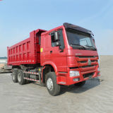 HOWO 6X4 371HPのユーロ2台の放出10車輪のSinoトラック