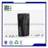 Изготовленный на заказ мешок печатание логоса кофеего (ZB151)
