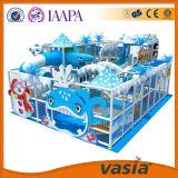 Apparatuur van de Wereld van de Sneeuw van het ijs de Binnen Zachte met de Decoratie van Kerstmis