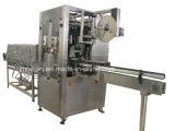 Máquina de etiquetas mineral da luva do Shrink da garrafa de água
