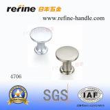 Bouton en aluminium de Cabinet de matériel de meubles (L-4706)