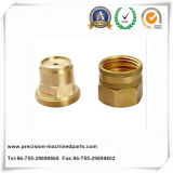 Zinc Alloy di alluminio Die Casting Parte in Wax Investment Automotive Casting Parte