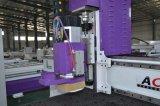 машина маршрутизатора CNC Atc 3D с осциллируя резцом ножа для деревянного Carbinet