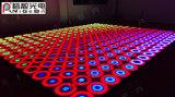 Neues heißes Saling Selbst konzipierte 61X61cm dynamische der Punkt-Fliesen LED Dance Floor