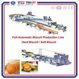 Línea de producción de galletas automática con alta velocidad