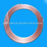 R410A bewerteter weicher getemperter Abkühlung-kupfernes Gefäß-Ring
