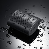 Os multimédios Waterproof o mini altofalante portátil do rádio de Bluetooth