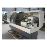 CNC horizontal Ck6140b da máquina do torno do metal de China