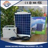 миниая солнечная домашняя осветительная установка 10W/портативные наборы DC солнечные для располагаться лагерем