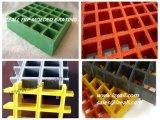 Glasvezel Versterkte Plastic Grating met Chemische Weerstand