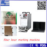 Laser Marking Machine Factory Price da fibra/laser Machine Mark em Metal Surface