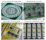Picareta da máquina do protótipo PCBA & máquina do lugar para a indústria do diodo emissor de luz