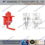 Torsion-Verschluss des Schlussteil-150X150/rotierender Verschluss-/Container-Verschluss-einzelner Typ