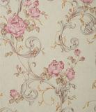 Papel pintado profundamente grabado del vinilo del diseño de Neweast Italia