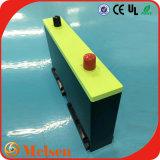 Bloco liso da bateria do Li-íon da pilha LiFePO4 12V 24V 36V 48V 72V 96V 110V 144V 100ah 200ah EV da bateria do polímero do lítio da bateria recarregável