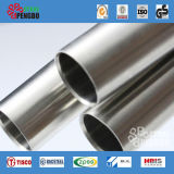 Tubo de acero inoxidable de la alta calidad y del precio de las acciones
