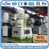 2-3t/H de Houten Pelletiseermachine van de Brandstof van de biomassa