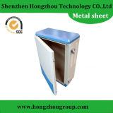 Montaggio dell'acciaio del metallo di sistema di chiusura della macchina dell'alimento