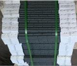 강철 연결관, 강철 말뚝의 둘레에 그려지는 검정