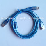 USB 2.0 een Male aan een Female Extension Cable