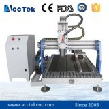 BerufsEconomic Desktop Mini CNC Cutting Machine Akg6090 für Wood, MDF, Acrylic, Stone, Aluminum/Wood Carving CNC Router