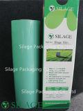 film vert d'ensilage d'enveloppe de l'ensilage 750mm*1500m*25um avec des faisceaux de PVC pour le Canada