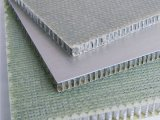 Fiberglass- Aluminum Honeycomb Core Composite Panels (HR P007)