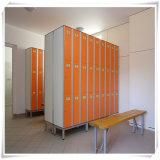 Muebles incombustibles HPL del hotel del nuevo diseño