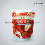 Verpacken- der Lebensmittelflache Unterseiten-Plastikbäckerei-verpackenbeutel