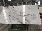 壁および床タイルのためのLilac白い大理石の平板