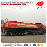 Semi Aanhangwagen van de Tanker van het Zwavelzuur van de Prijs van de fabriek de In het groot Goedkope