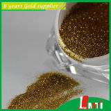 China Supplier Gold Glitter Powder für Making Gifts