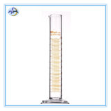 Di misuratore graduato di vetro per la vetreria per laboratorio
