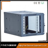 Gabinete refrigerando do server CCTV 6u de Finen 19 do ''