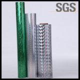 Пленка пленки 25mic BOPP серебряная металлизированная термально прокатанная