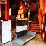 Домашний подъем лестницы кресло-коляскы платформы уклона