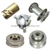O alumínio do OEM parte a peça de maquinaria aeroespacial, peça de giro da precisão, peça do alumínio da alta qualidade