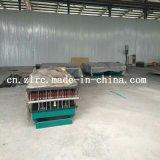 Cadena de producción Grating de máquina del suelo de la calzada de la plataforma de FRP